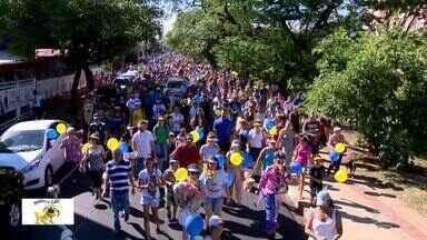 11º Mania de Cão movimenta o Parque do Povo - Evento da TV Fronteira foi realizado neste domingo (11).