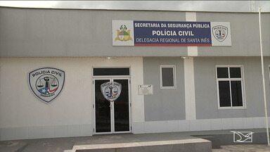 Polícia apura caso de garota de Uberlândia achada em ônibus em Santa Inês - Adolescente estava desaparecida e foi encontrada com dois homens pela PRF.
