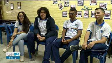 Estudantes de Petrolina se preparam para vestibular seriado da UPE - As primeiras provas serão realizadas no próximo final de semana