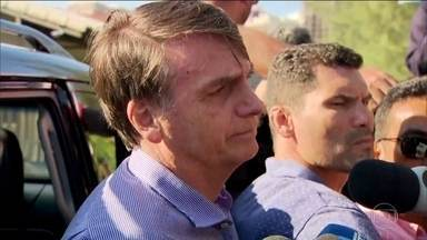 Bolsonaro diz que reforma da Previdência tem que ser racional - O presidente eleito disse que não está preocupado apenas com os números para fazer a reforma da Previdência. Ele sabe que o processo é complicado e precisa começar com a Previdência Pública.