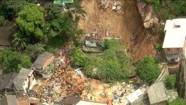 Mais de 4 milhões de pessoas vivem em áreas vulneráveis a deslizamentos no Brasil - O mapeamento, realizado há três anos, tinha feito um alerta importante sobre a região atingida por um deslizamento de terra que matou 15 pessoas em Niterói.