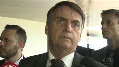 Bolsonaro anuncia sétimo ministro e mantém pasta do Trabalho com status de ministério - Presidente eleito voltou a Brasília nesta terça (13) para mais uma rodada de reuniões de preparação para o novo governo.