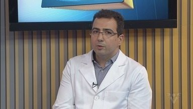 Especialista fala sobre combate ao diabetes - Doença atinge quase 90% da população brasileira