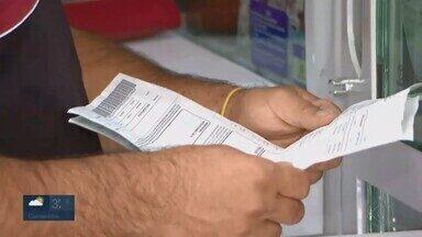 MG1 de Uberlândia mostra alteração na cobrança de boletos vencidos - Agora pagamentos podem ser feitos em qualquer banco ou correspondente bancário por meio da nova plataforma criada pela Federação Brasileira de Bancos (Febraban).