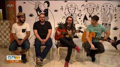Compositores de Petrolina participam do Festival Edésio Santos da Canção - O Festival é realizado há 20 anos, na cidade de Juazeiro-BA.
