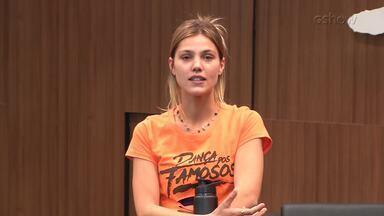 Pamela Tomé fala sobre sua expectativa para o Dança dos Famosos - Confira