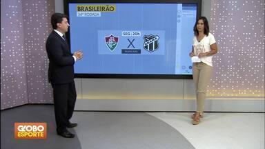 35ª rodada começa amanhã - Jogos do fim de semana podem movimentar a tabela do Campeonato Brasileiro.