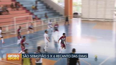 Copa Brasilia de Futsal - Confira os resultados de quinta-feira pela Copa Brasília de Futsal.