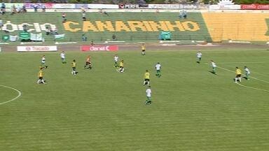 Ypiranga perde para o Gaúcho na Copa Wianey Carlet - Ypiranga 0 X 2 Gaúcho.