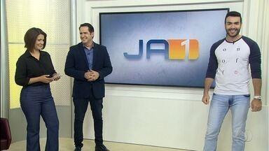 Veja os destaques do Globo Esporte desta sexta-feira (16) - Victor Andrade apresenta as notícias do mundo esportivo.
