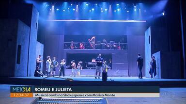 Musical combina Shakespeare com Marisa Monte - O espetáculo promete emocionar o público.