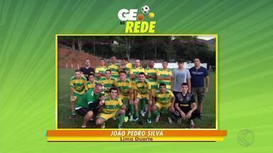 Ligas amadoras da região são atrações do GE na Rede - Ubá, Juiz de Fora, Pedro Teixeira e Lima Duarte aparecem no Globo Esporte