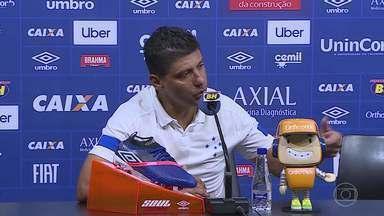 Substituindo Mano Menezes, Sidnei Lobo auxilia no planejamento do Cruzeiro para 2019 - Substituindo Mano Menezes, Sidnei Lobo auxilia no planejamento do Cruzeiro para 2019
