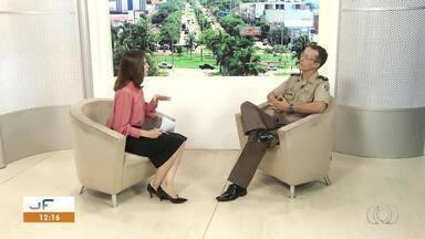 Polícia Militar fala sobre insegurança e número de ocorrências de roubos e furtos - Polícia Militar fala sobre insegurança e número de ocorrências de roubos e furtos
