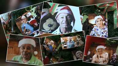 Idosos de asilo de Maringá estão à espera de padrinhos neste natal - Prazo para adotar um idoso termina no dia 30 de novembro. Os presentes vão ser entregues no dia 1º de dezembro, durante festa.
