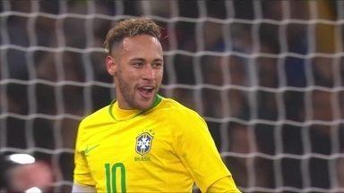 Melhores momentos: Brasil 1 x 0 Uruguai em Amistoso Internacional - Melhores momentos: Brasil 1 x 0 Uruguai em Amistoso Internacional.