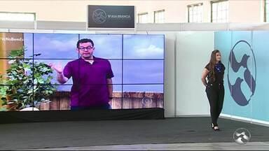 Feirão Digital é realizado no Espaço Tancredo Neves em Caruaru - Ação está sendo realizada nesta sexta-feira (16).