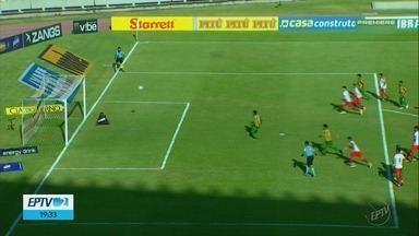 Veja os lances da partida entre Sampaio e Boa Esporte - Veja os lances da partida entre Sampaio e Boa Esporte