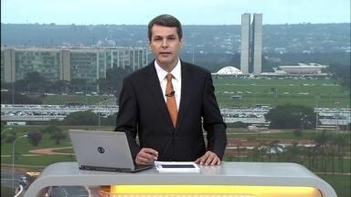 DF1 - Edição de terça-feira, 20/11/2018 - Chuva acima da média deixa produtores rurais otimistas. E mais as notícias da manhã.