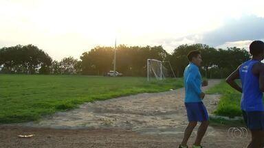 Palmenses treinam para disputa da Meia Maratona do Tocantins - Palmenses treinam para disputa da Meia Maratona do Tocantins