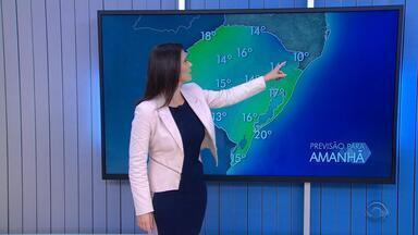 Tempo: quarta-feira (21) será de sol no RS - Veja como fica a previsão.