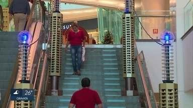 Shoppings no Grande Recife investem para atrair clientes no fim de ano - Período é um dos mais intensos para o comércio.