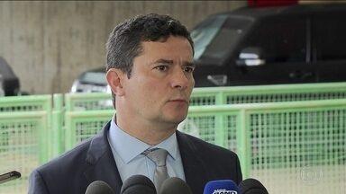 Sérgio Moro, futuro ministro da Justiça, anuncia primeiros nomes de sua equipe - O futuro ministro da Justiça, Sérgio Moro, anunciou nesta terça (20), em Brasília, os primeiros nomes da equipe dele. Os dois atuaram na Lava Jato.