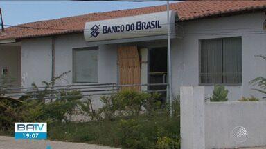 Moradores de Sobradinho estão sem agência do Banco do Brasil desde o ano passado - Previsão era de que o local voltasse a funcionar ainda este ano, mas espaço sequer foi reformado após ataque.