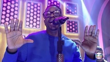 Mumuzinho canta 'Homem Perfeito' - Música abre o Encontro desta quarta-feira