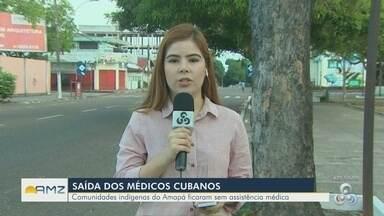 Saída de médicos cubanos pode deixar aldeias do Amapá sem atendimento - 6 médicos cubanos fazem esse serviço de atendimento em aldeias indígenas.
