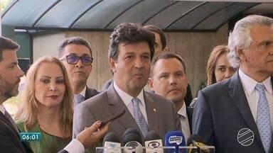 Bolsonaro indica deputado de MS Luiz Henrique Mandetta para ministério da Saúde - Ele será o segundo parlamentar do estado a ocupar um ministério. A primeira será Tereza Cristina, para a Agricultura, Pecuária e Abastecimento.