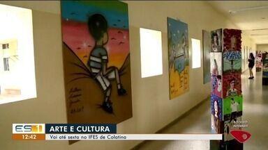 Ifes de Colatina faz semana de arte e cultura aberto para a comunidade - Durante toda a semana terá programação.