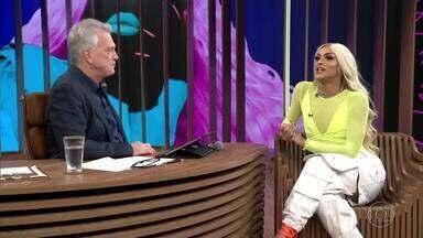 Pabllo Vittar fala do seu novo álbum - Pabllo Vittar comenta sobre o conteúdo da sua obra