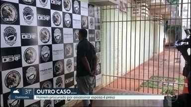 Mais um acusado de feminicídio no Rio é preso - O homem estava foragido e foi encontrado pela polícia em Mato Grosso do Sul.