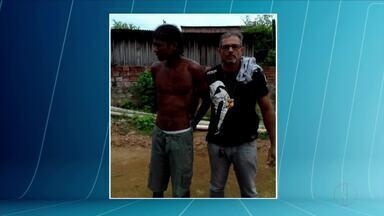 Homem é preso em Rondônia por homicídio em Santana do Paraíso - Luciano Fabiano Rocha Junior é acusado ter matado e degolado um homem em 2013 e, desde então, vivia em Rondônia; outros dois homens também são autores do crime.