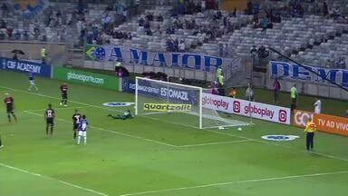 Atlético e Cruzeiro vencem pelo Brasileirão - Com resultado, Galo está mais perto de assegurar vaga na Libertadores.
