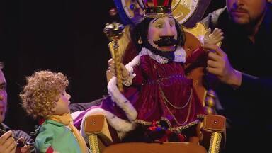 Livro 'O Pequeno Príncipe' fez parte da infância de várias gerações - Uma montagem do grupo de teatro de bonecos Pigmalião Escultura que Mexe e da Orquestra de Ouro Preto está em cartaz em Belo Horizonte.