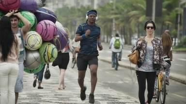 Sou Negro no Rio de Janeiro - Parado em qualquer praia e suspeito em qualquer lugar.