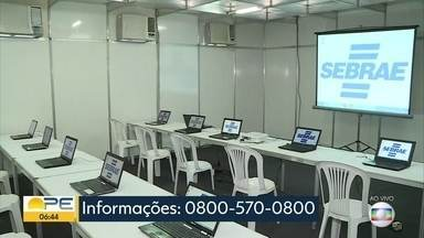 Feira do empreendedor oferece palestras e seminários gratuitos em Jaboatão dos Guararapes - Há temas como gestão financeira, marketing digital, planejamento e legislação. Também é possível fazer a formalização como MEi e tirar o CNPJ.