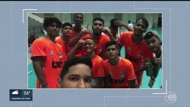 Piauí garante 24 medalhas nos Jogos Escolares - Piauí garante 24 medalhas nos Jogos Escolares
