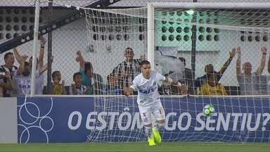 Santos vence o Atlético-MG pela penúltima rodada do Brasileiro - Peixe bateu o Galo por 3 a 2. Jogo marcou a despedida de Renato da Vila Belmiro. Artilheiro do Brasileirão, Gabriel também se despediu da torcida.