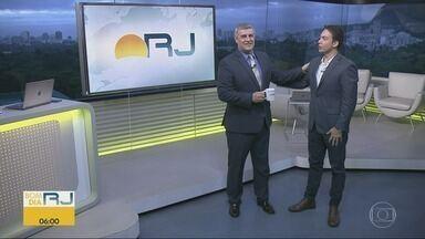 Bom Dia RJ - Edição de terça-feira, 27/11/2018 - As primeiras notícias do Rio de Janeiro, apresentadas por Flávio Fachel, com prestação de serviço, boletins de trânsito e previsão do tempo.