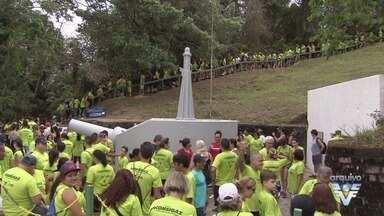 9ª Caminhada Ecológica acontece neste domingo (2) - Evento será realizado no Forte dos Andrada, em Guarujá.
