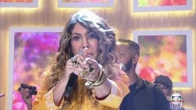 Elba Ramalho canta ´Girassol´ - A cantora lança novo CD
