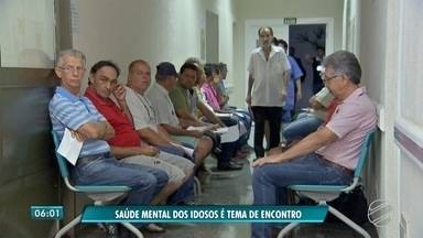 Saúde mental de idosos é tema de encontro da UEMS - Evento será no campus de Campo Grande.