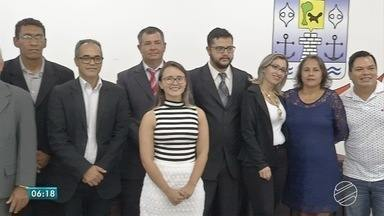 Prefeitura de Ladário tem novo secretariado - Município teve prefeito, secretário de Educação e sete vereadores presos em operação que investigou o pagamento de propina para a aprovação de projetos.