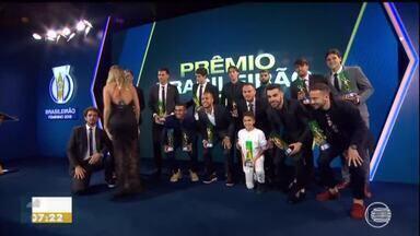 Piauienses aparecem em comemoração do Campeonato Brasileiro Masculino e Feminino - Piauienses aparecem em comemoração do Campeonato Brasileiro Masculino e Feminino