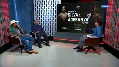 Anderson Silva - o retorno