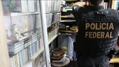 Polícia federal prende 7 suspeitos de tráfico internacional de drogas na Bahia - Chefe da quadrilha é um italiano que já integrou a máfia siciliana.