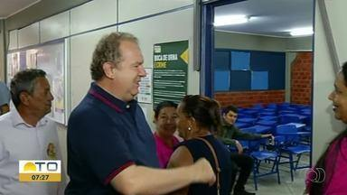 MPF encaminhou parecer pela cassação do mandato do governador Mauro Carlesse - undefined